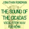"""vocal stem WAV for """"The Sound of the Cicadas"""" bpm126"""