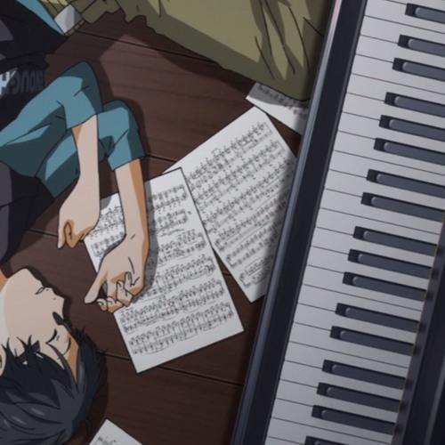 Shigatsu Wa Kimi No Uso:Chopin - Etude Op 25 No 11 by