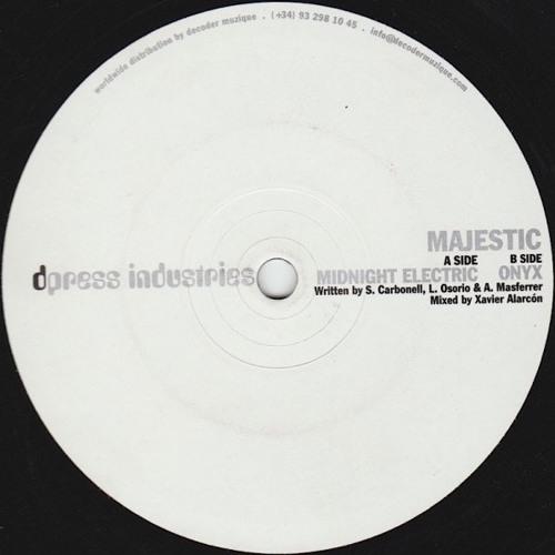Majestic - Midnight Electric