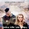 MNEK Ft Zara Larsson - Never Forget You - Jdubz Pure Love Remix