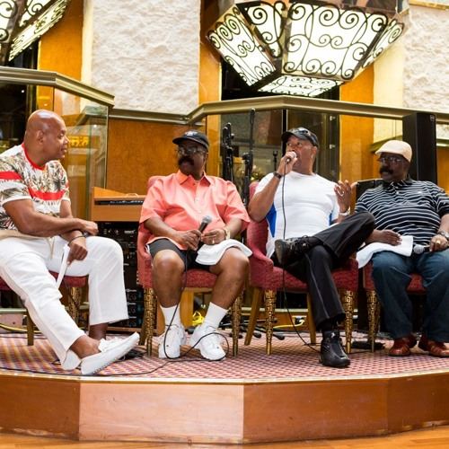 The Whispers Interview - Capital Jazz SuperCruise 2015