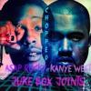 Asap Rocky Ft Kanye West - Jukebox Joints chopped