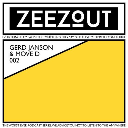 Baixar ZeeZout Podcast 002 | Move D & Gerd Janson