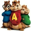 Alvin and the chipmunks the game, California