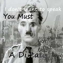 """Tone Poem made from Chaplins """"The Dictator"""""""