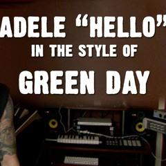 Adele - Hello (In the Style of Green Day) TSS Fan Favorite
