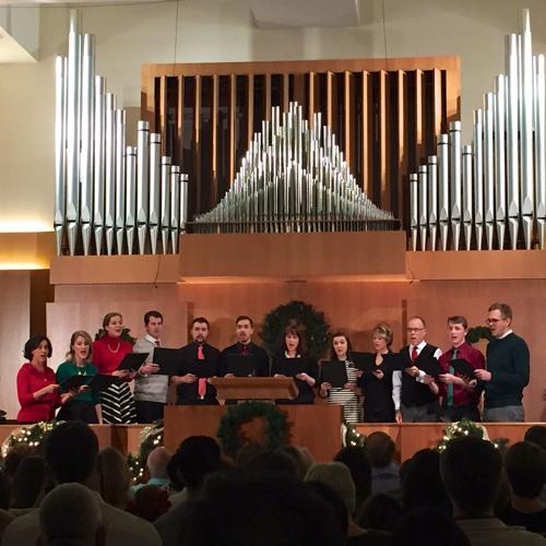"""Beloved Son (a carol)"" (performed live at Carols on Columbus, Dec 5 2015)"