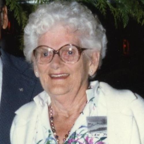 Genevieve Jordan (Cutler) 1982 - 07