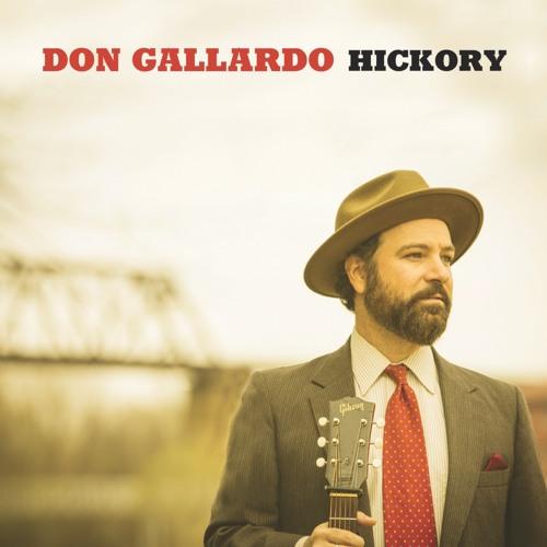 DON GALLARDO - HICKORY