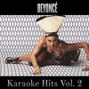 Beyoncé - Hello (Live) [Karaoke Version] {OFICIAL}
