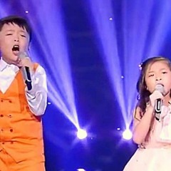 You Raise Me Up-Josh Groban cover by 2 Chinese Child With Amazing Voices