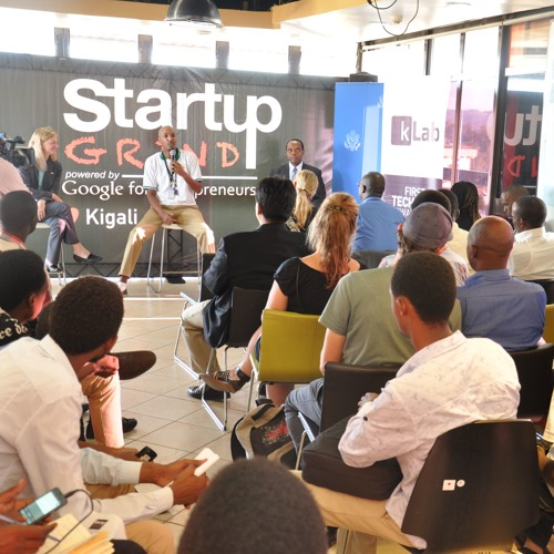 Launch Of Startup Grind Rwanda Chapter by Gisabo Media Production on