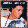 Dj Alfredo live in the mix At Space Ibiza