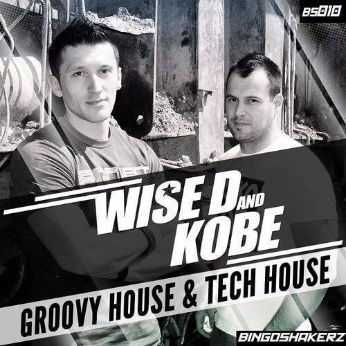 Wise D & Kobe: Groovy House & Tech House - Wav Loops