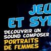 JV & Synapseries n°2 :  Portraits de femmes