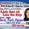 12.03.2015_Lam Sao Co Lan Da Dep_TE Jenny Trinh Nguyen