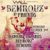 Surreal Flight at Behrouz & Friends at WALL [Art Basel] 12.02.15 (Missing first 20 min)