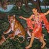 Gaur With Animals In Vraj And Jharkhand Bhaktiratna Sadhu 10 16 2014 Gaur Nitai685