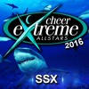 Cheer Extreme SSX 2015-2016