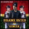 98 - Digame Usted Vs Ginza - MIXTAPE - (IN ANIMACIÓN) - INICIO - Dj Luisito Mix