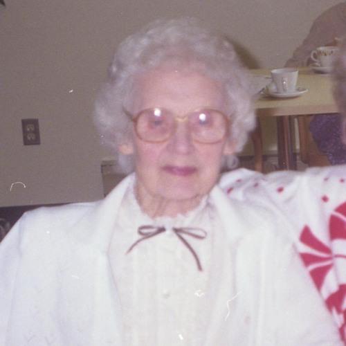 Kay Barlow (Trotter) 1982 - 07