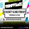 DJ Kenty & MC Finchy - Throwback 2015 Live Mix