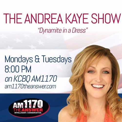 The Andrea Kaye Show - 12.08.15