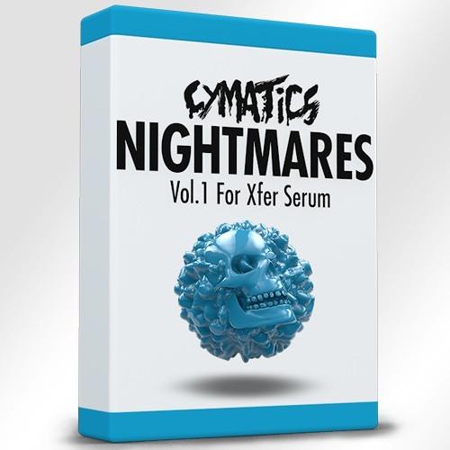 Nightmares Vol. 1 for XFER Serum