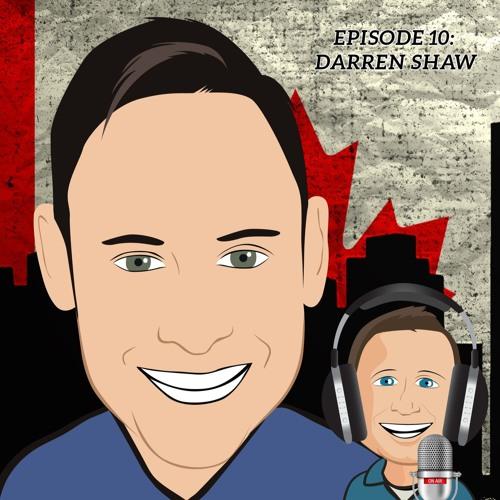 Episode 10 - Darren Shaw