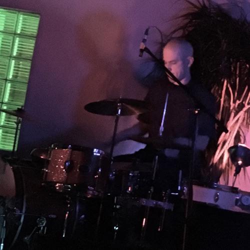 Chris Corsano - improvisation (live at Trans-Pecos 2015)