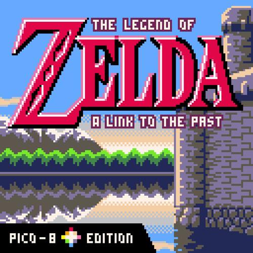 The Legend of Zelda (ALttP) - Pico-8 Edition