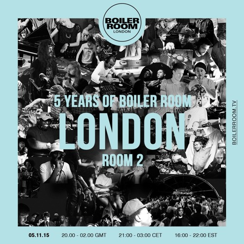 Platt (Swing Ting)Boiler Room London 5th Birthday DJ Set