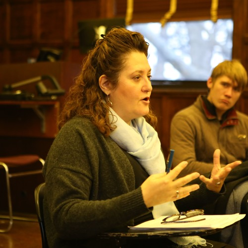 EPIIC Colloquium 12/8/15 - Elizabeth Prodromou and EPIIC Program Committee