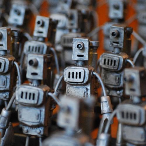 Alien Robots Unite!