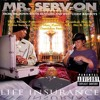 Mr Serv On Album Cover