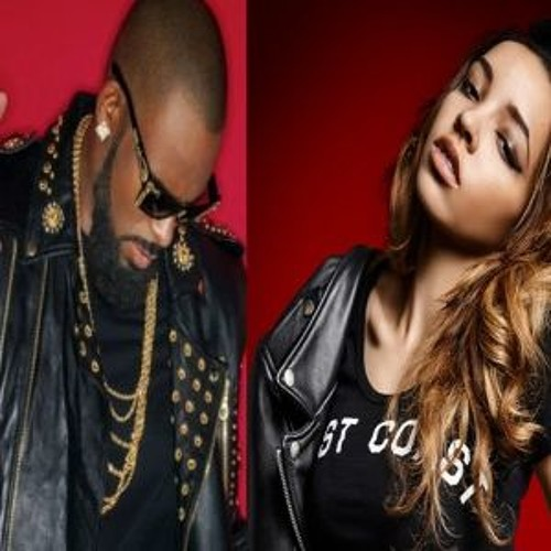 R Kelly Feat  Tinashe - Let's Be Real Now by MATCHMYPIFF | Free