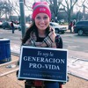 Jessie talks about the March for Life
