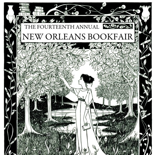 Audio Portraits: Jules Bentley of the New Orleans Bookfair