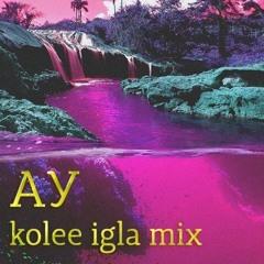 АУ – K۞LEE IGLA [guest mix - 2015]