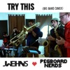 Pegboard Nerds - Try This (Jonah Wei-Haas Big Band Cover)