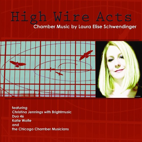 NONET mov. 2, by Laura Elise Schwendinger, w/the Chicago Chamber Musicians