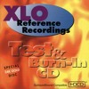 XLO Reference Recordings Test And Burn In CD 01 Channel Identification (Left Right)