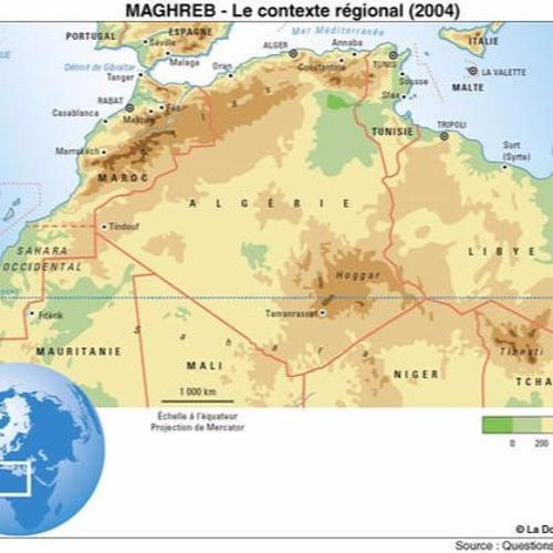 """Conférence """"Le Maghreb, quels défis pour l'Europe?"""""""