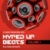 Download Hyped Up Beats Vol. 1:  heavy house beat kits Mp3