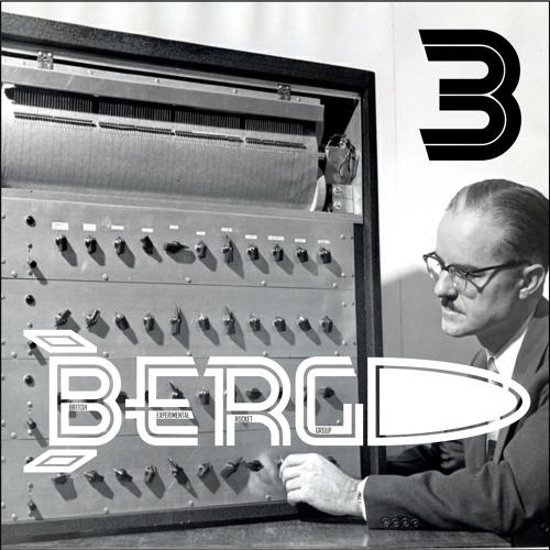 British Experimental Rocket Group - Untitled Live Performance - circa 1974 [from the album 'BERG 3']