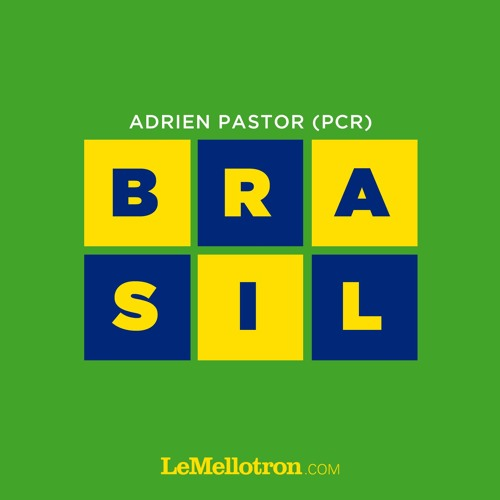 Adrien Pastor (Paname City Records) • A Brasil Night • LeMellotron.com