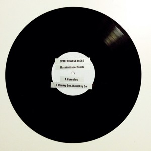 Money Yess Monkey Do (snip.) VINYL ONLY by Massimiliano Canale