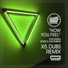 PREMIERE: Sammy Porter - How You Feel feat Jessica Agombar [X5 Dubs Remix]