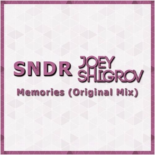 SNDR & Joey Shigrov - Memories [Creative Commons]