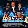 THE MOVIE PROMO CD - TIKO T & KING D-ANO